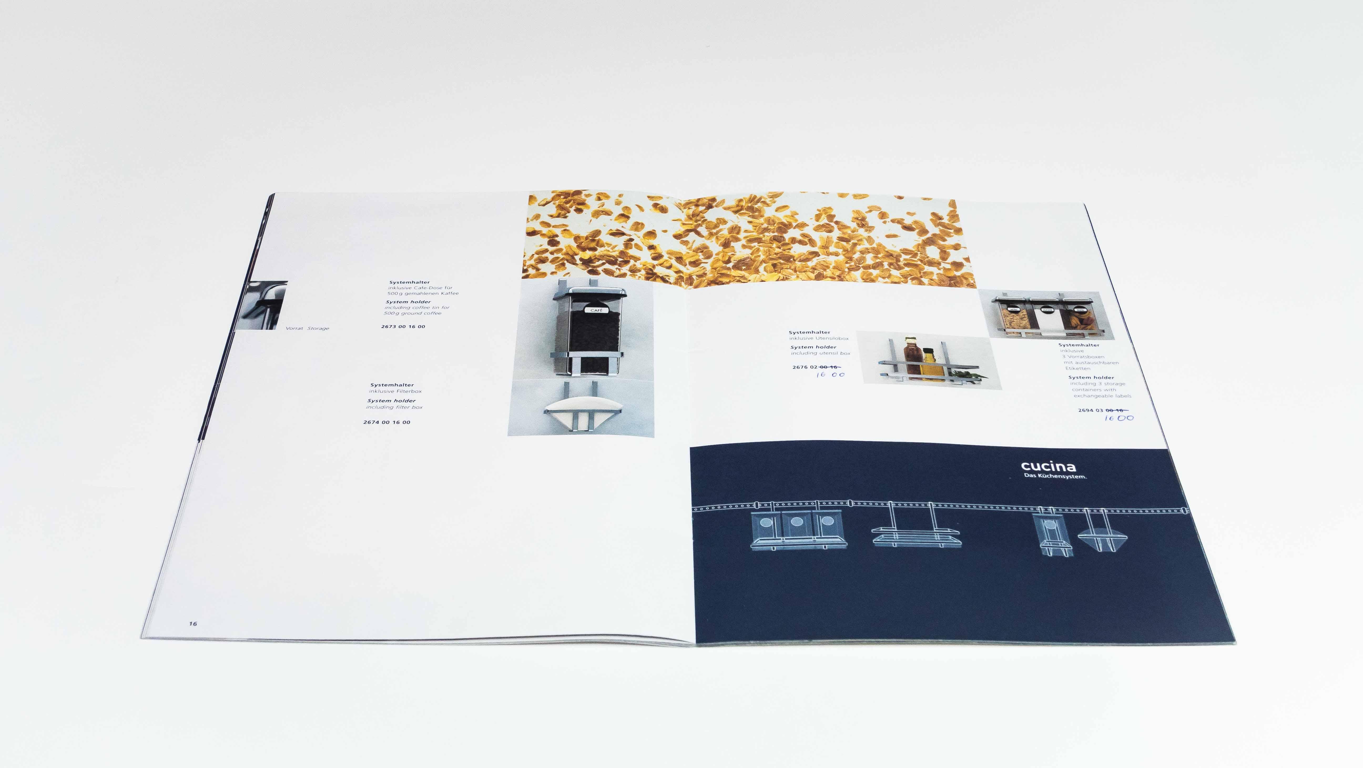 Emsa GmbH, Emsdetten, Produktkatalog cucina