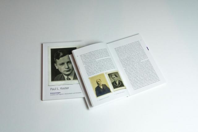Paul L. Kester, Buchgestaltung, AMS Wiesbaden