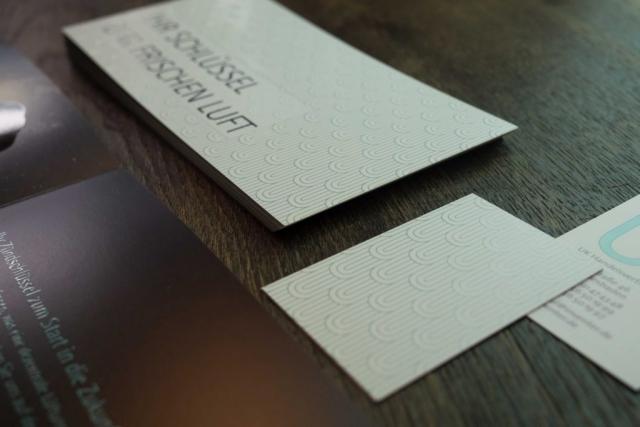 Geschäftsausstattung und Logoentwicklung